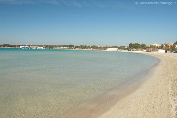 spiaggia sant'isidoro