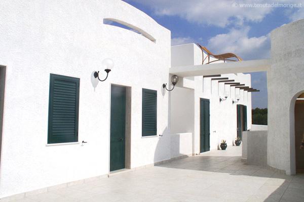terrazza panoramica camere