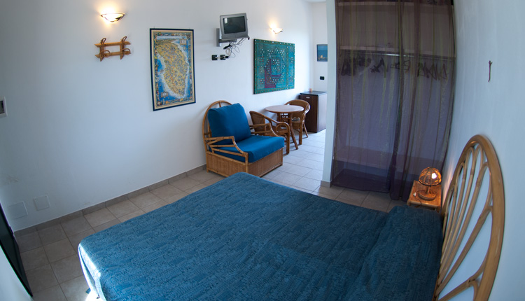 Camera bed and breakfast Porto Selvaggio Kalamata