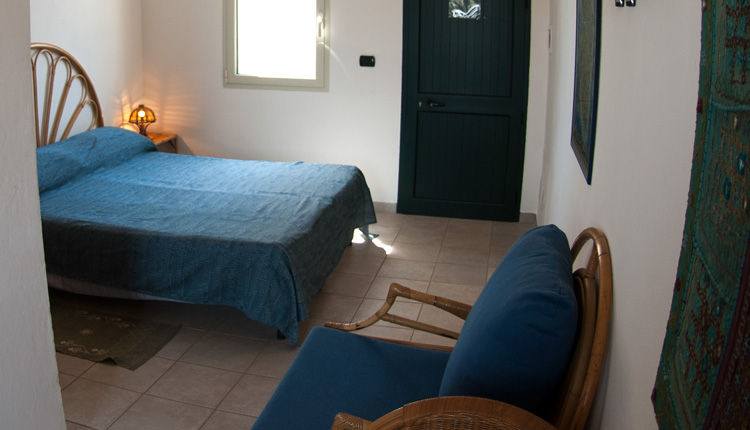 Camera bed e breakfast Porto Selvaggio Kalamata