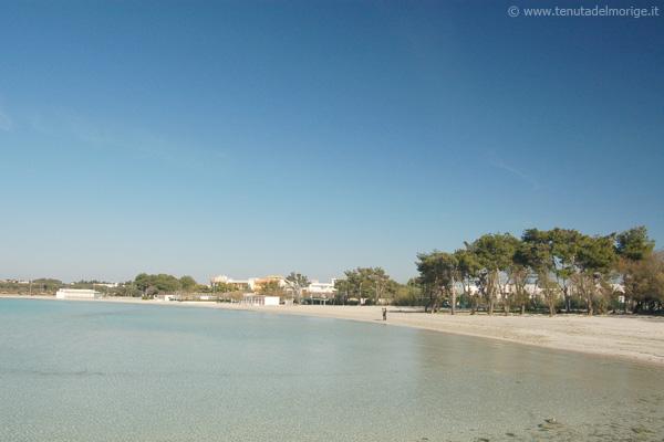 spiaggia sant'isidoro nardò